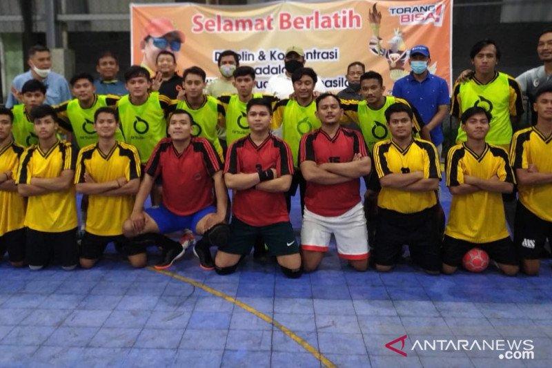 Futsal Kepri diunggulkan dalam PON 2021 - ANTARA News ...