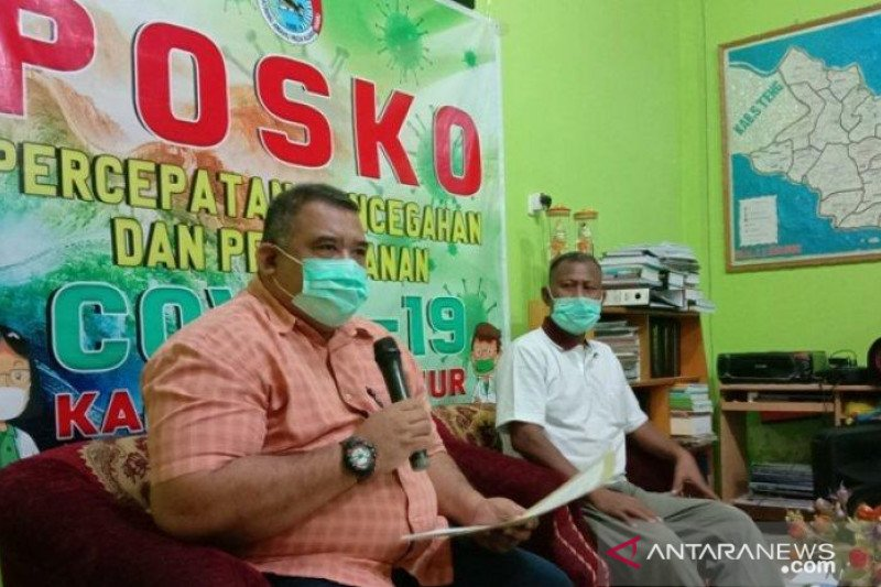 Seorang pasien COVID-19 di Sumba Timur kembali dikabarkan meninggal dunia