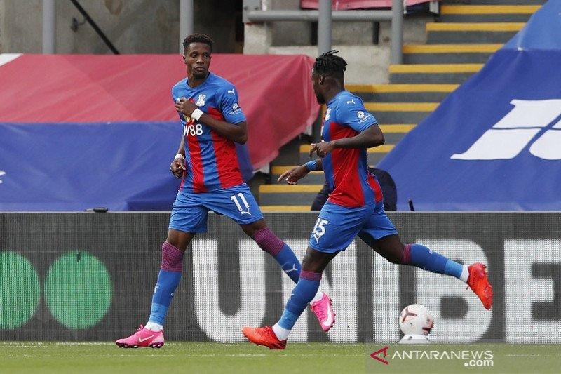 Gol tunggal Zaha antar Palace awali musim tundukkan Southampton 1-0