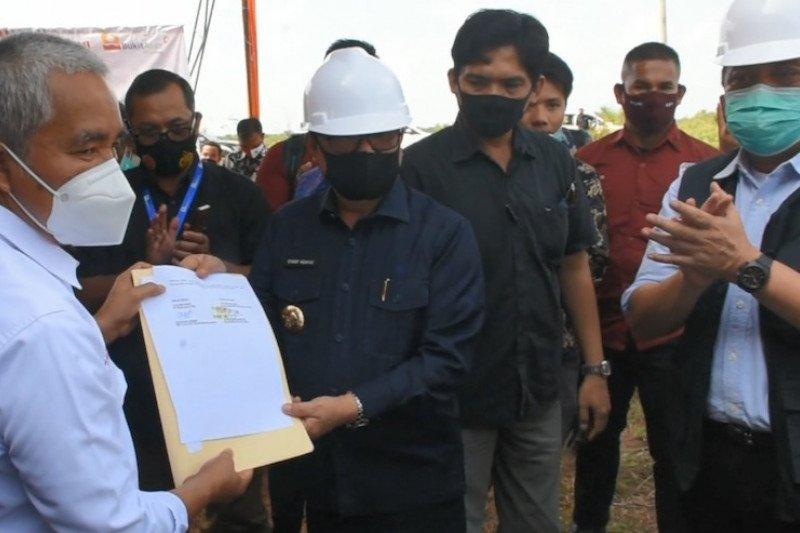 PT Bukit Asam bangun dua stadion baru di Sumatera Selatan alokasikan Rp19 miliar