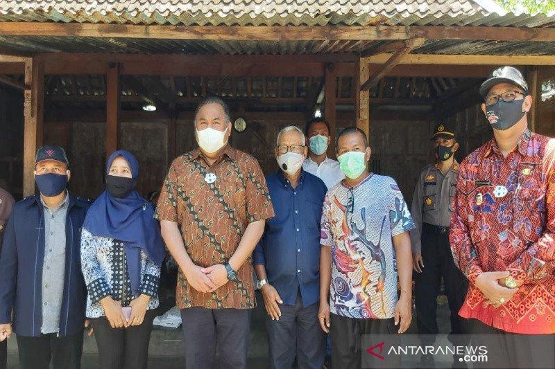 Rachmat Gobel meminta Pemkab Kulon Progo bangun rute ekonomi baru