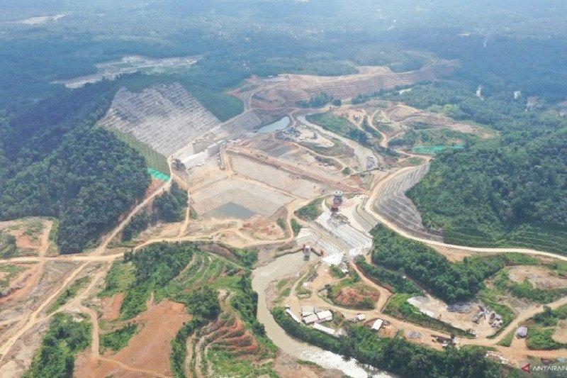 Waskita Karya: Proyek pembangunan bendungan terus berjalan di tengah  pandemi - ANTARA News Riau