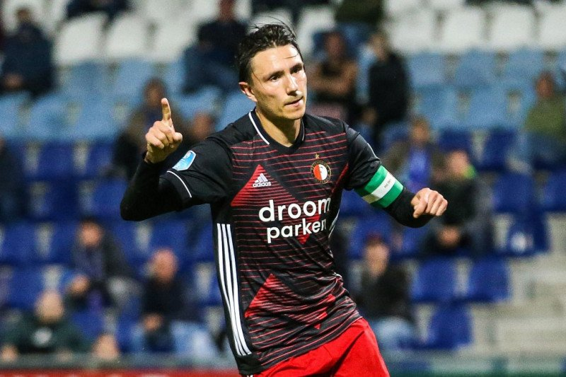 Feyenoord ditahan imbang Twente 1-1, Willem II pesta gol lawan Heracles