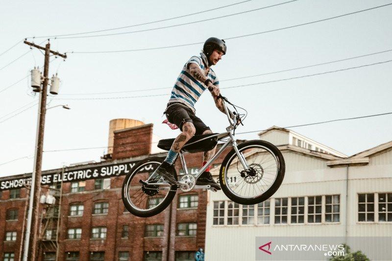 Sepeda BMX lahir dengan penggerak listrik
