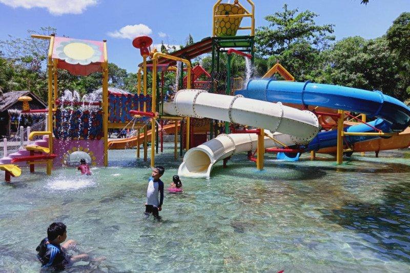 Bugis Waterpark menjadi percontohan penerapan protokol kesehatan