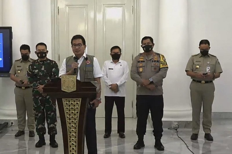 """PSBB Jakarta seimbangkan """"rem dan gas"""" COVID-19"""