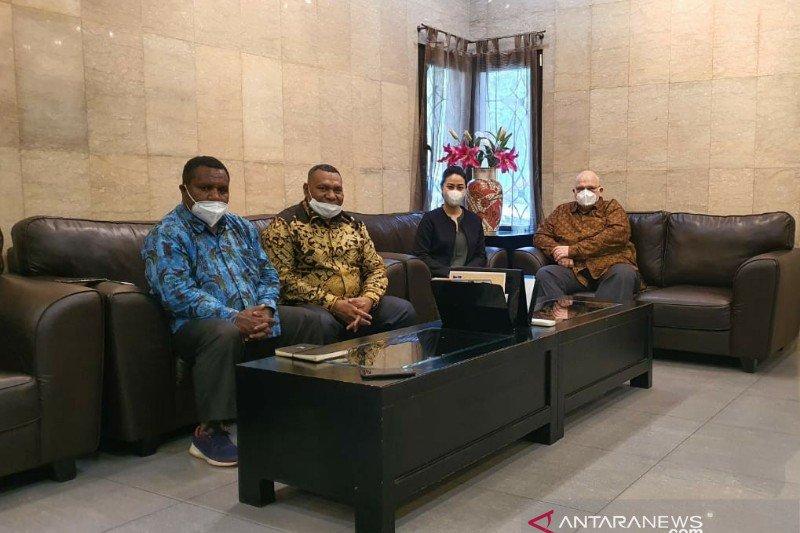 Pemprov Papua apresiasi dukungan Rusia berikan beasiswa peningkatan SDM OAP