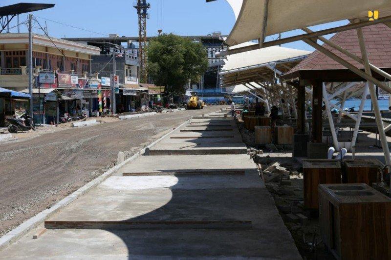 Menteri PUPR: Penataan KSPN Labuan Bajo Selesai Desember 2020