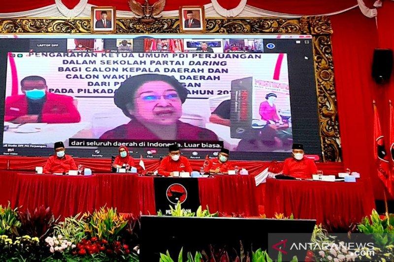 Ketum DPP PDIP Megawati minta BMKG update peta kerawanan untuk mitigasi bencana