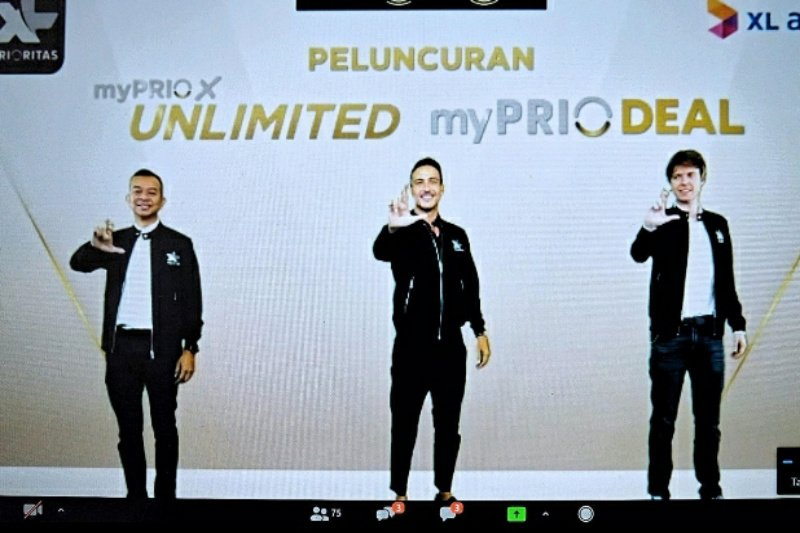 XL Prioritas luncurkan myPRIO X Unlimited