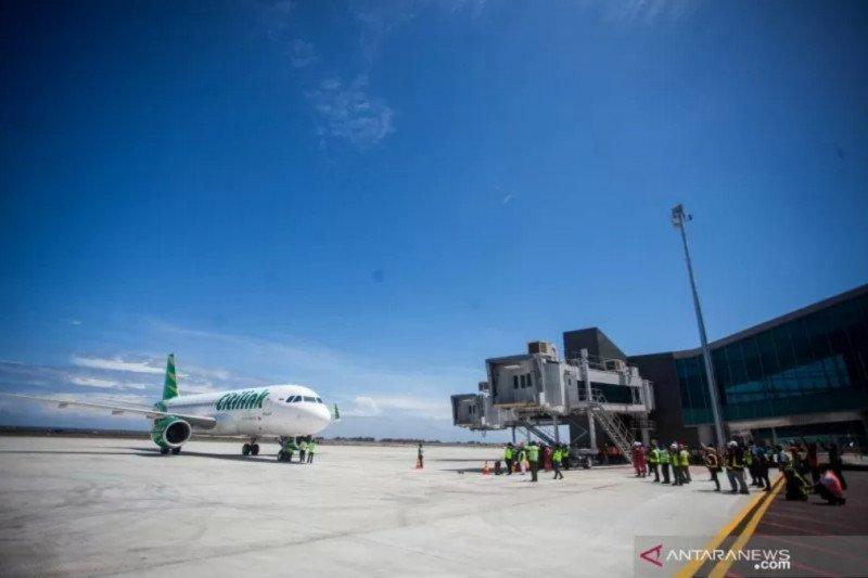 Jelang PSBB Jakarta, tak ada lonjakan penumpang di Bandara YIA