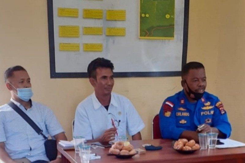 DKP NTT gandeng Polair Manggarai edukasi nelayan Reo tentang perizinan