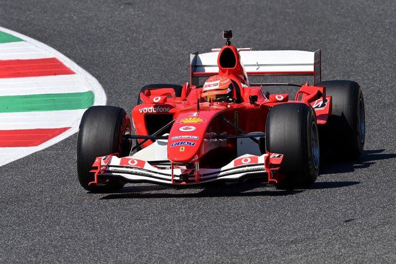 Sebastian Vettel berharap Mick Schumacher membalap di Formula 1 pada 2021