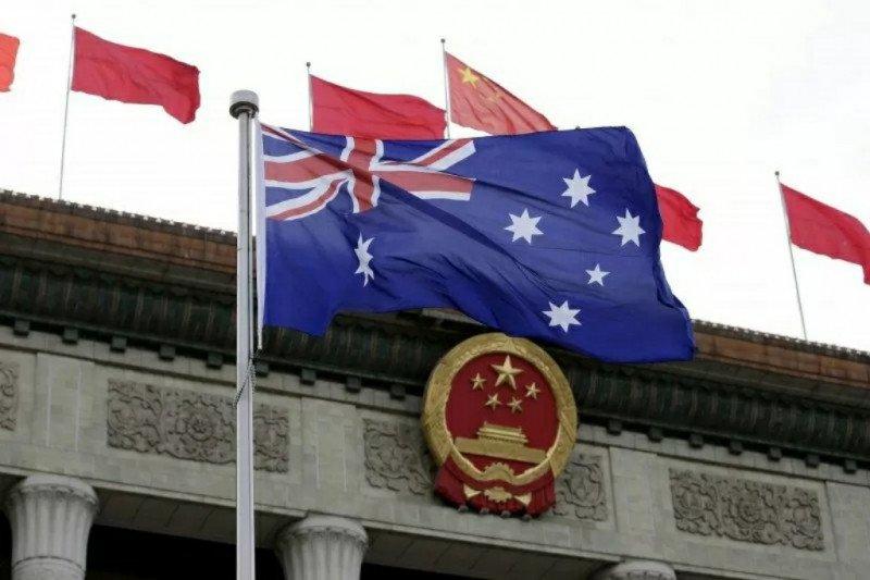 Australia geledah rumah Journalis dari China
