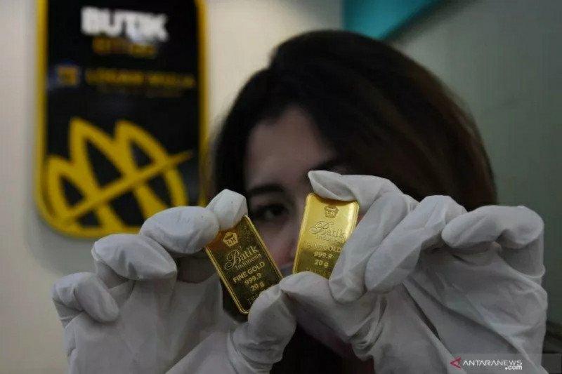 Kemarin, harga emas jatuh hingga pembayaran subsidi upah