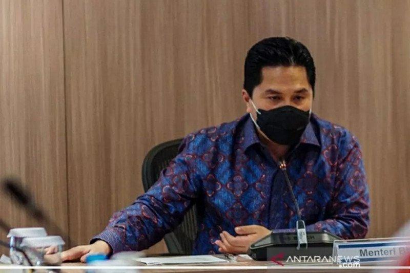 Erick Thohir nyatakan pemerintah proaktif sambut PSBB Jakarta