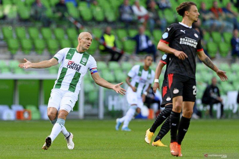 Tanpa Robben, Groningen kalahkan ADO