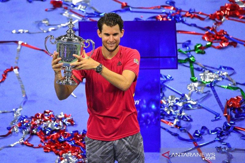 Thiem juara US Open 2020 setelah kalahkan Zverev