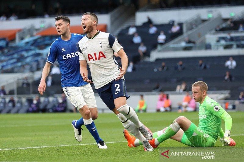 Mourinho: Kiper Pickford jadi pembeda antara Tottenham dan Everton