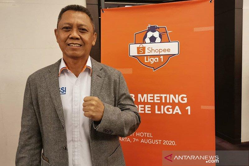 Sriwijaya FC dan tujuh tim lainnya ajukan diri jadi tuan rumah Liga 2