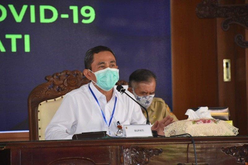 Didenda Rp300 ribu, ASN di Pati langgar protokol kesehatan