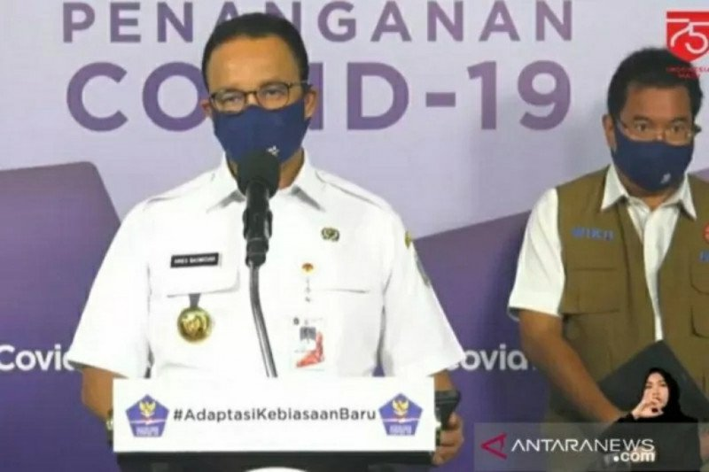 Mulai hari ini tak ada isolasi mandiri di Jakarta, semua terpusat