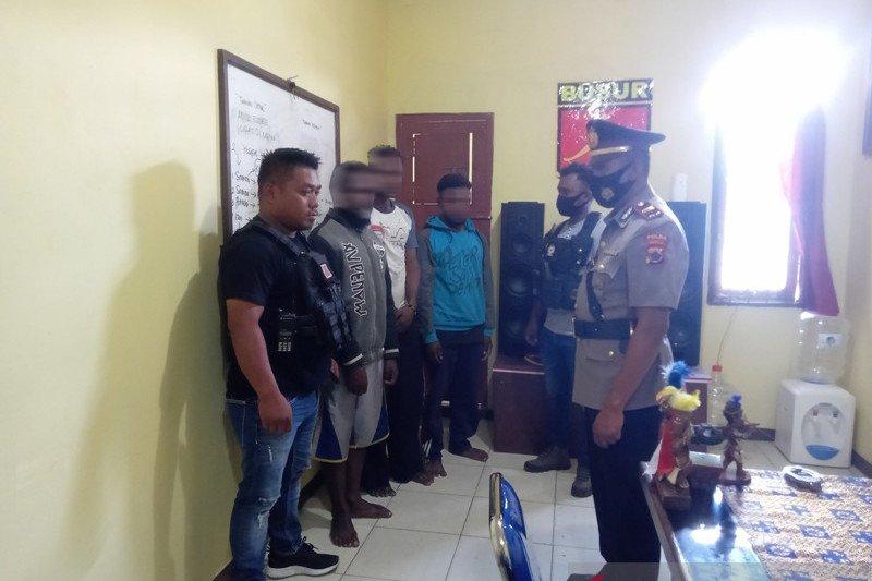 Pelaku penganiayaan perwira Polres Jayawijaya serahkan diri