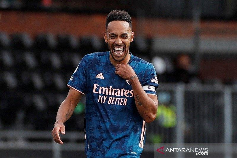Aubameyang perpanjang kontrak dengan Arsenal