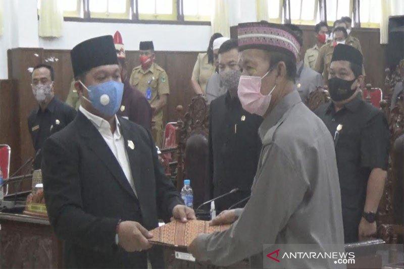 Fraksi NasDem DPRD Kapuas tak menyetujui RAPBD-P 2020 ditetapkan