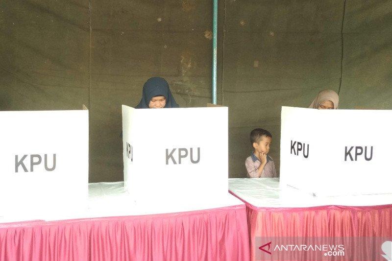 Pilkada 2020, KPU Rembang sediakan bilik isolasi di setiap TPS
