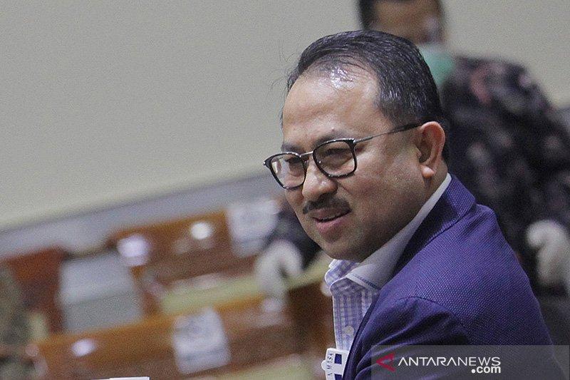 Komisi III DPR RI batalkan kegiatan hingga dua pekan ke depan
