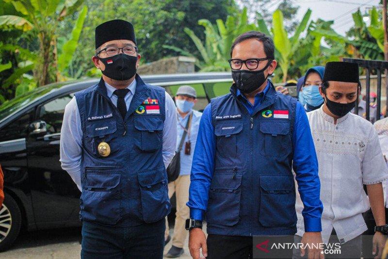 Gubernur Ridwan Kamil puji langkah Pemkot Bogor terapkan PSBMK