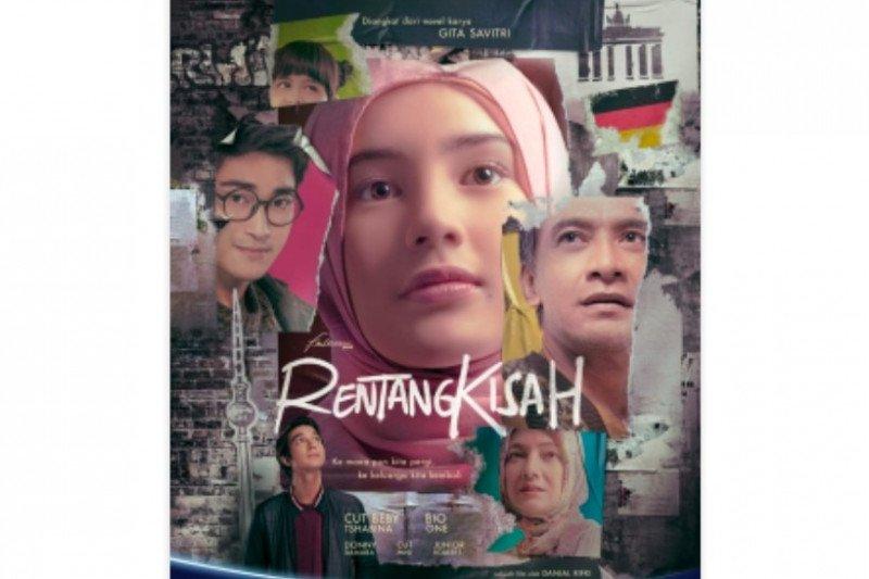"""Film """"Rentang Kisah"""" sajikan cerita adaptasi mahasiswa di luar negeri"""