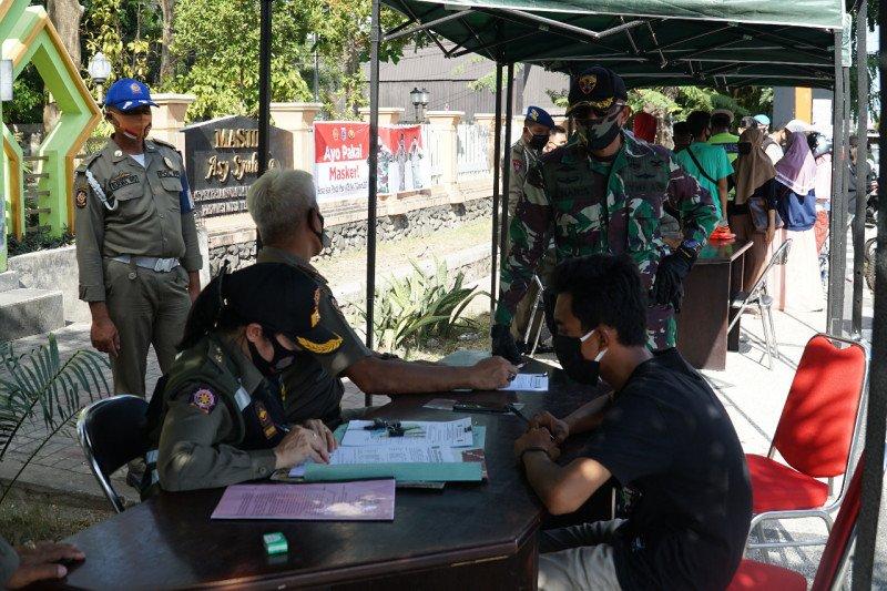 Pemkot: Sanksi denda tak pakai masker bukan untuk ambil uang rakyat