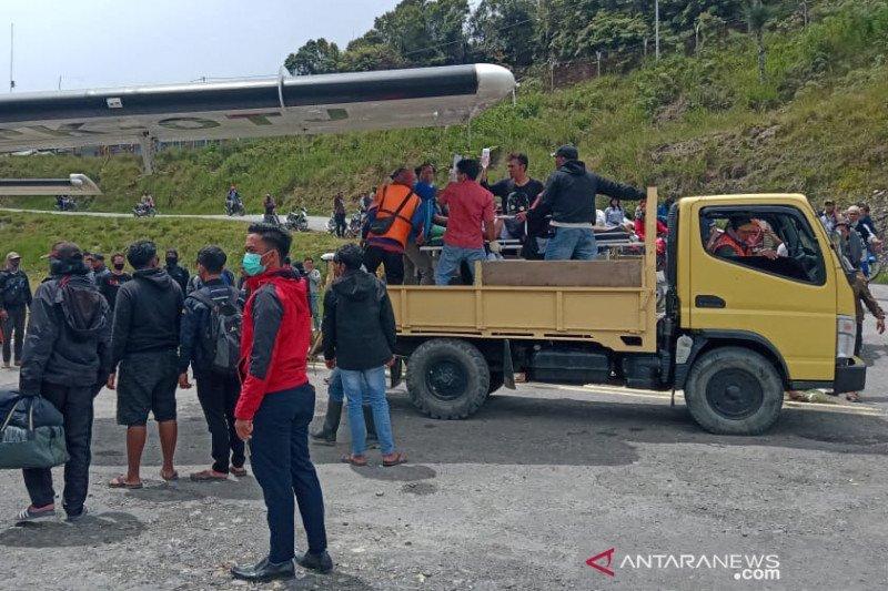 KKB tembak warga sipil di Sinak Papua, satu orang dilaporkan meninggal
