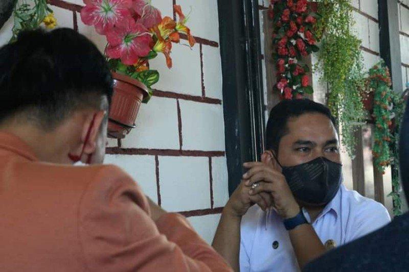 Wakil Ketua DPRD Sulbar umumkan dirinya positif COVID