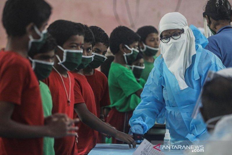 Kasus COVID-19 di India mendekati 5 juta kasus