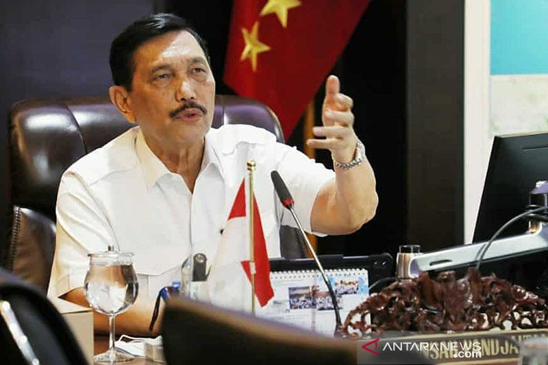 Regional govt. urged to furnish quarantine center development plans, Luhut