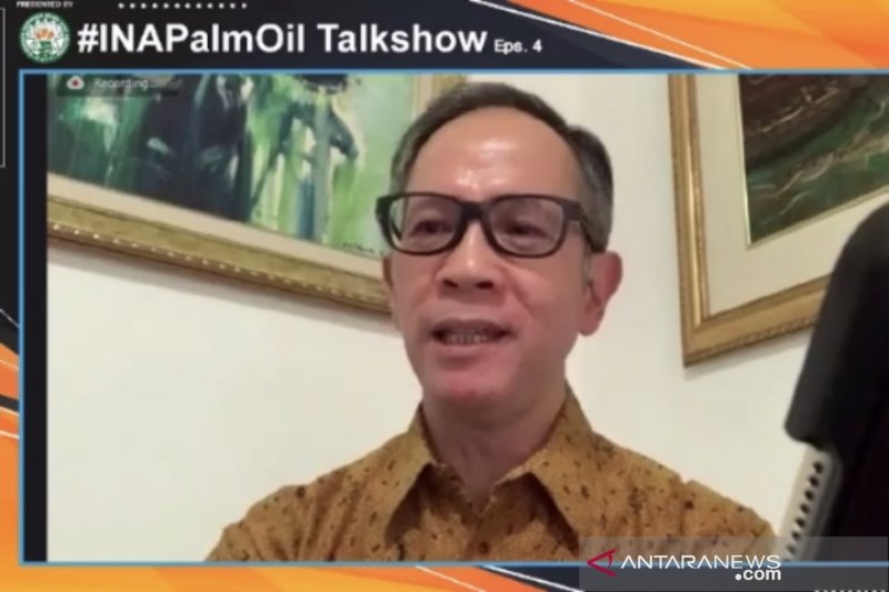 "Wamenlu: Label ""bebas kelapa sawit"" dapat rugikan Indonesia"