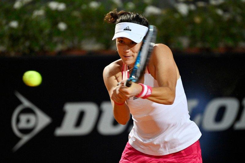 Garbine Muguruza melaju, Kerber tersingkir di putaran pertama Italy Open