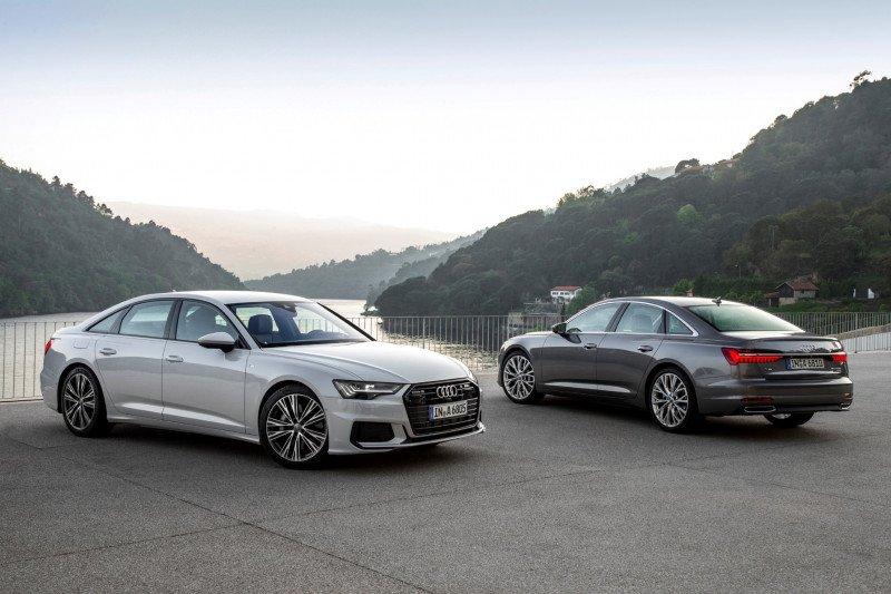 Diibanderol hingga Rp1.950 miliar, All-New Audi A6 hadir di Indonesia