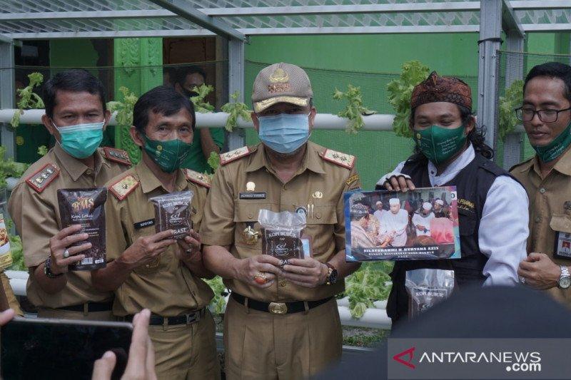 Pemkab OKU resmikan operasional Toko Tani  Indonesia Center