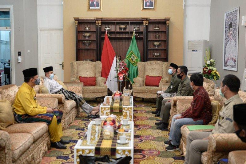 Gubenur Riau apresiasi Pertamina dan mitra binaan raih Kalpataru 2020