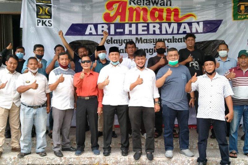 AMAN buka posko relawan di Pekanbaru