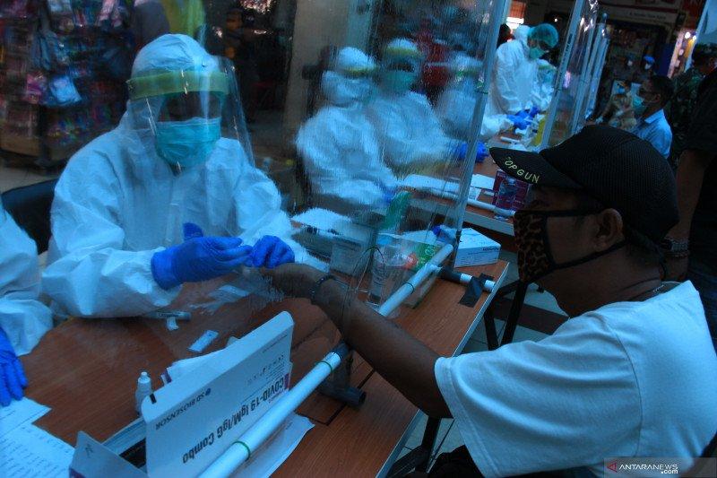 Sebanyak 16 pasien COVID-19 di Palangka Raya dinyatakan sembuh