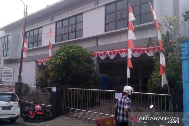 Kantor Perpustakaan Arsip Kota Sukabumi diisolasi cegah COVID-19