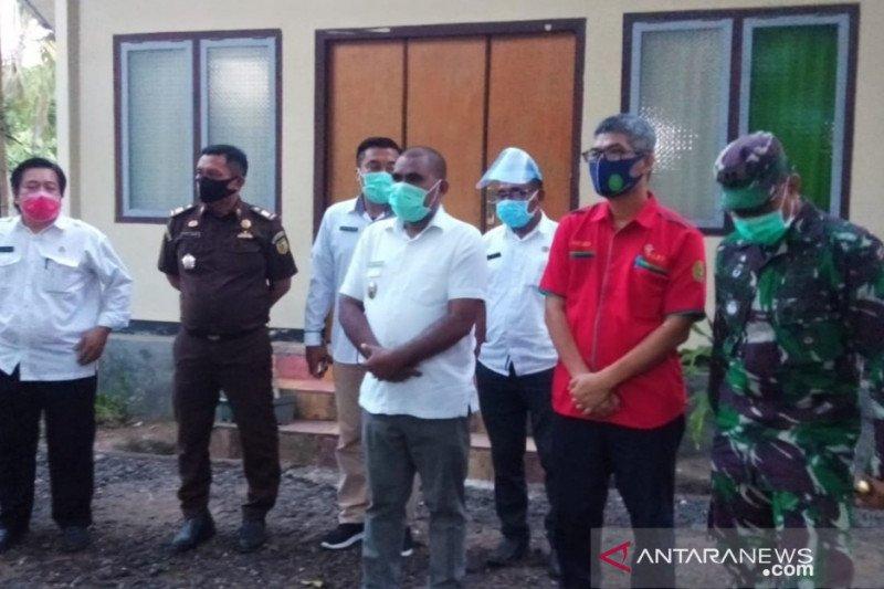 Sejumlah personel TNI-AD di Flores Timur positif COVID-19