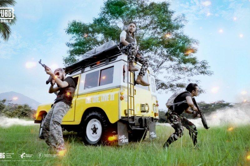 "PUBG Mobile rilis lagu rap berjudul ""The Highest Rank"" berkolaborasi Youtuber Indonesia"