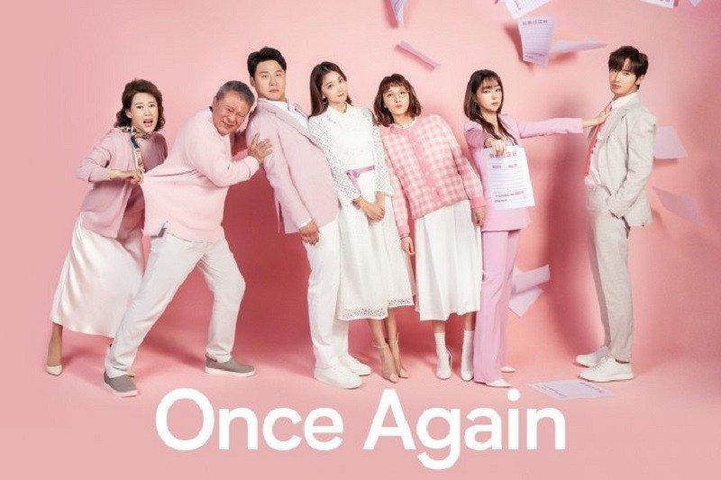 Tiga drama Korea dan Jepang dihadirkan untuk menemani masa PSBB