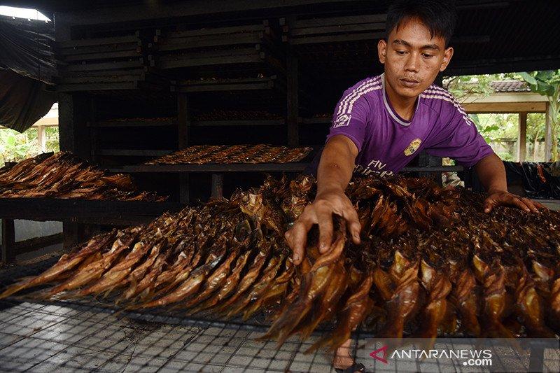 Permintaan ikan salai Koto Masjid Riau tetap tinggi saat pandemi, begini penjelasannya